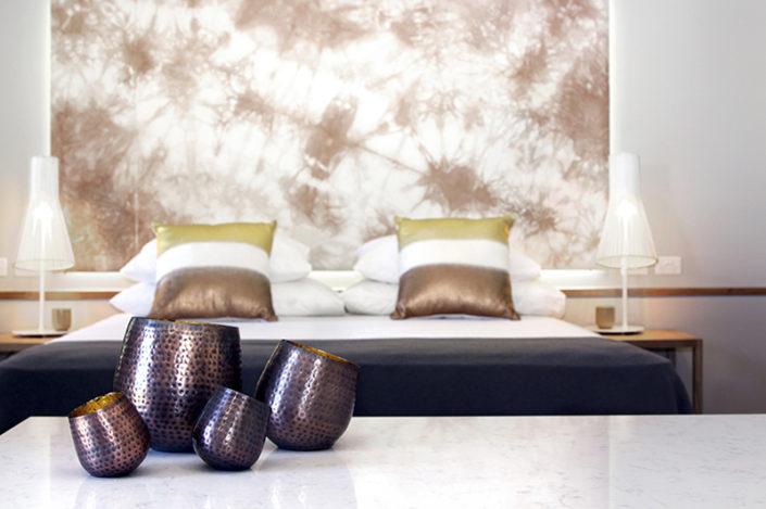 Elements cabin bedroom