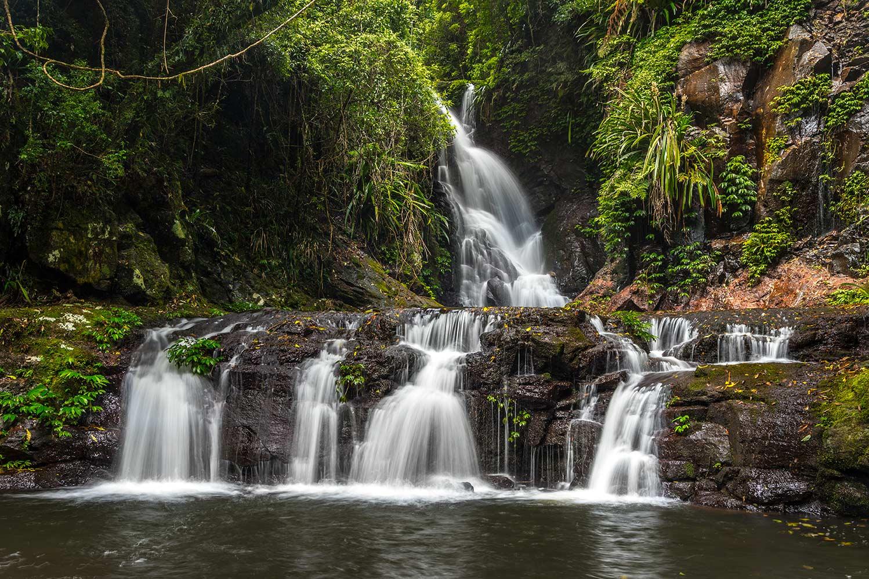 Elabana Falls, Lamington National Park