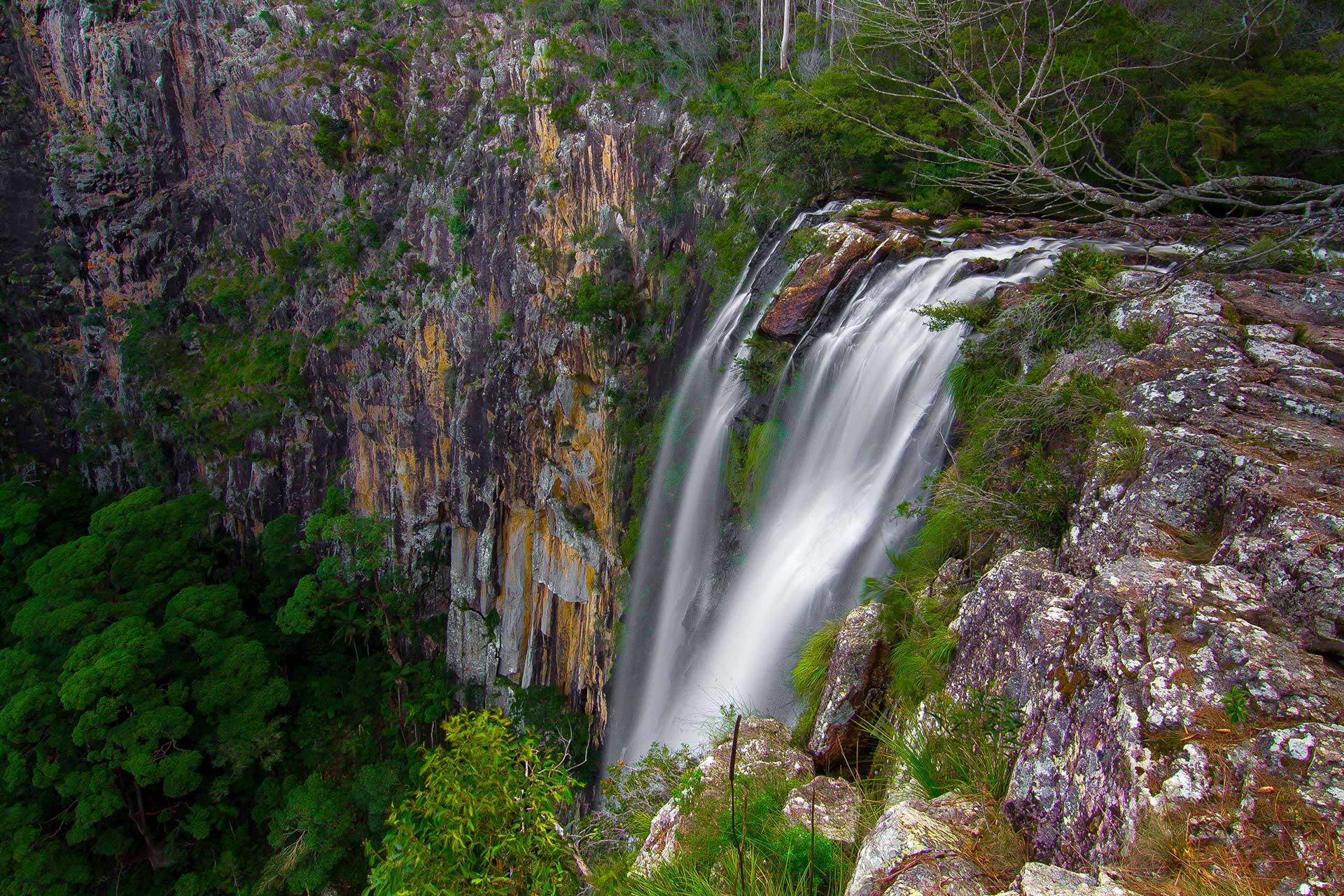Minyon Falls near Nimbin
