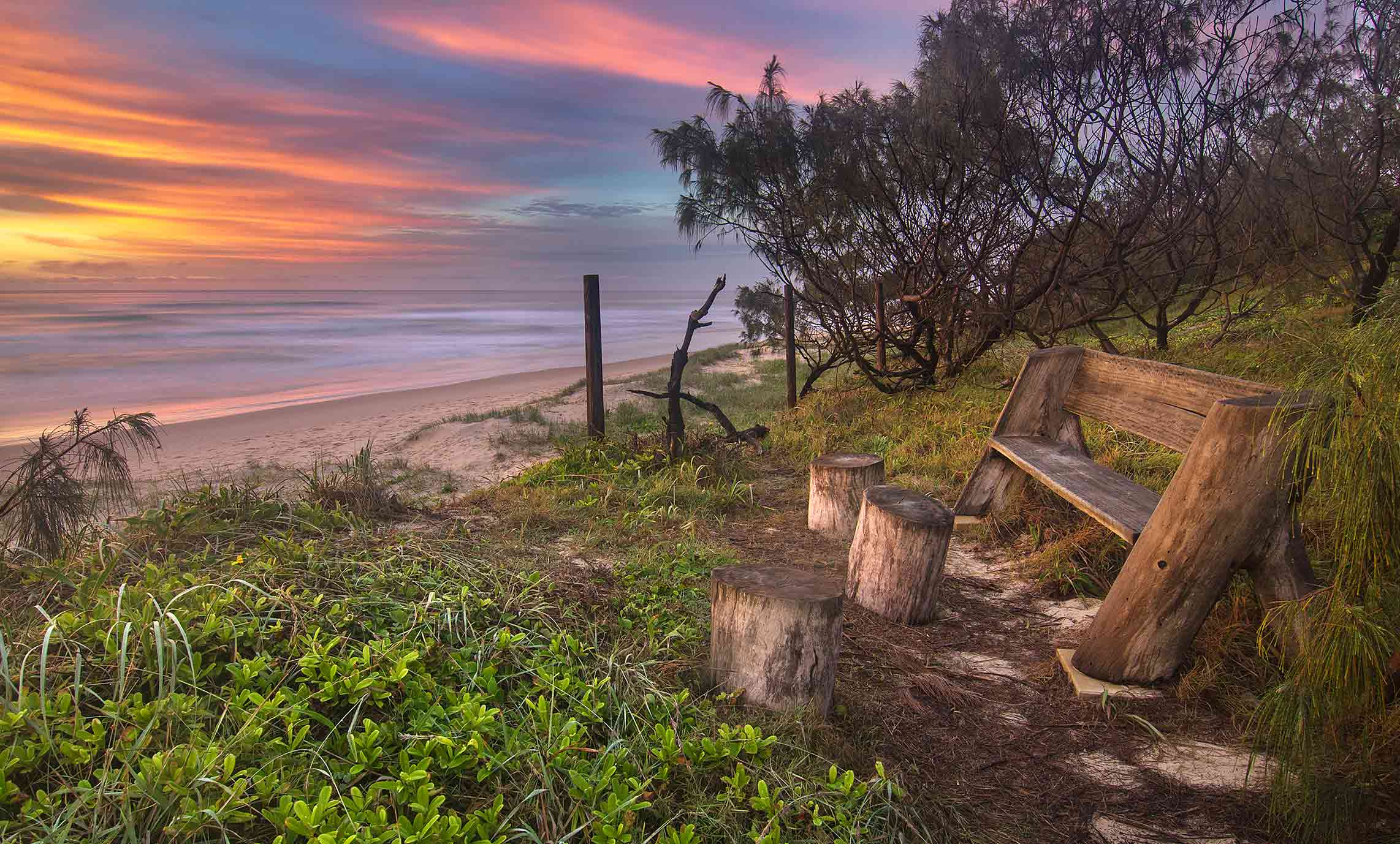 Peregian at dawn