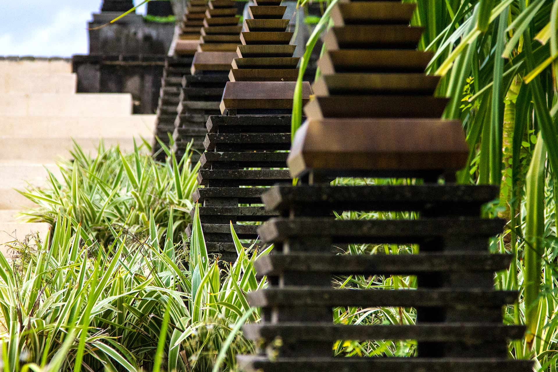 Bali symbols - Architecture